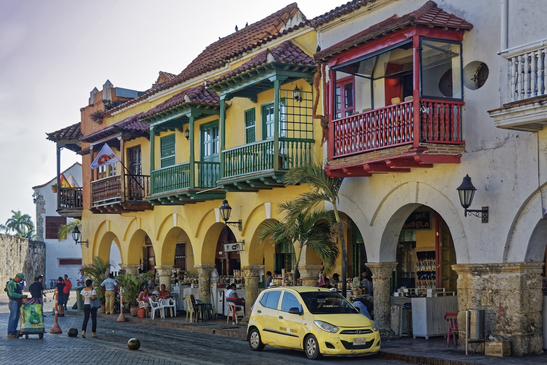 Colombia – Covid-19 Update