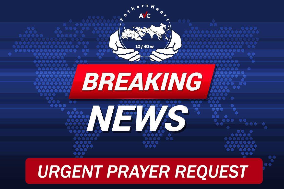 Urgent Prayer Request – Syria