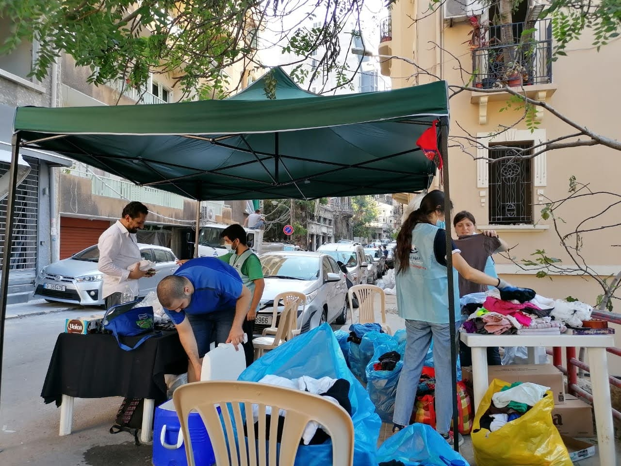 EYES ON BEIRUT – HOW THE CHURCH RESPONDED TO THE NEEDS AFTER BEIRUT BLAST