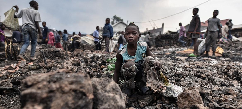 REPORT ON VOLCANO ERUPTION – CONGO AND RWANDA