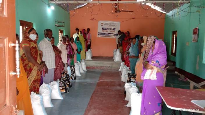 INDIA COVID 19 REPORT – BETHEL ADULLAM MINISTRIES