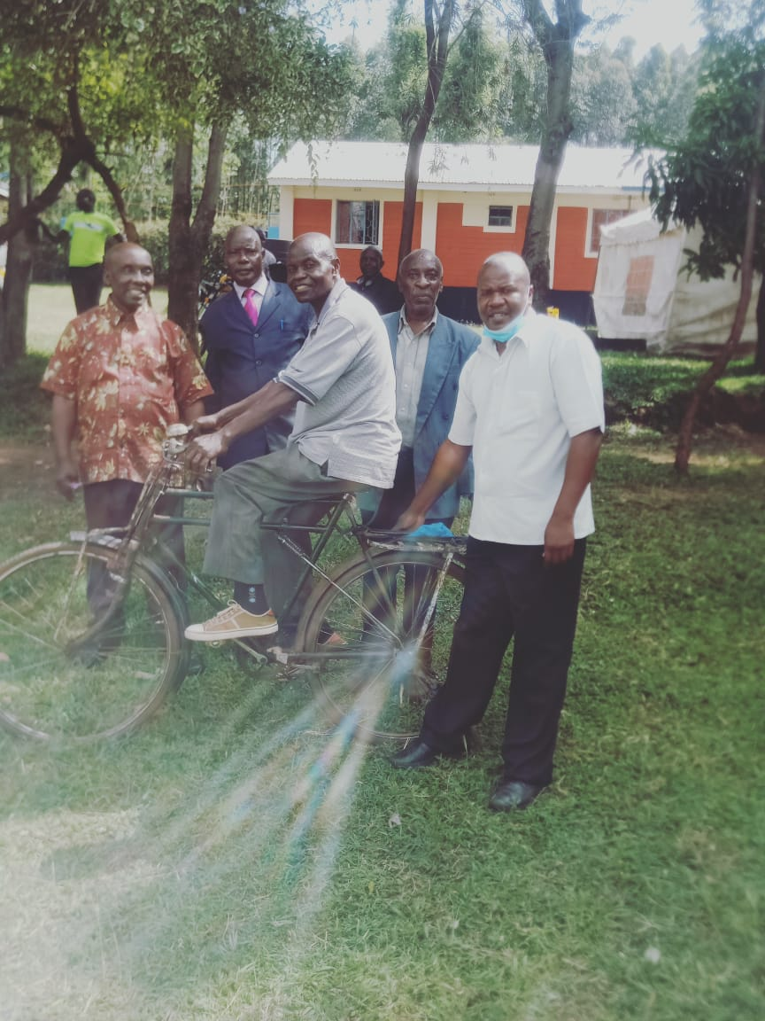 The Thirst for Knowledge – Kenya Bible Training