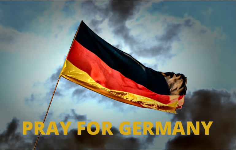 HELP FOR PEOPLE AND CHURCHES WHICH ARE AFFECTED BY THE FLOODS IN GERMANY