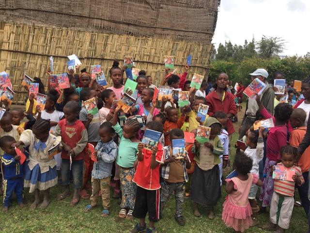 SUMMER CAMPS IN ETHIOPIA
